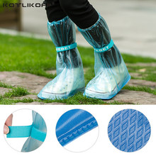 100% Waterproof Cycling Shoes Cover Men Women Outdoor Sport Non-slip Rain Shoe Cover For Motorcycle/Fishing/Climbing Overshoes(China)