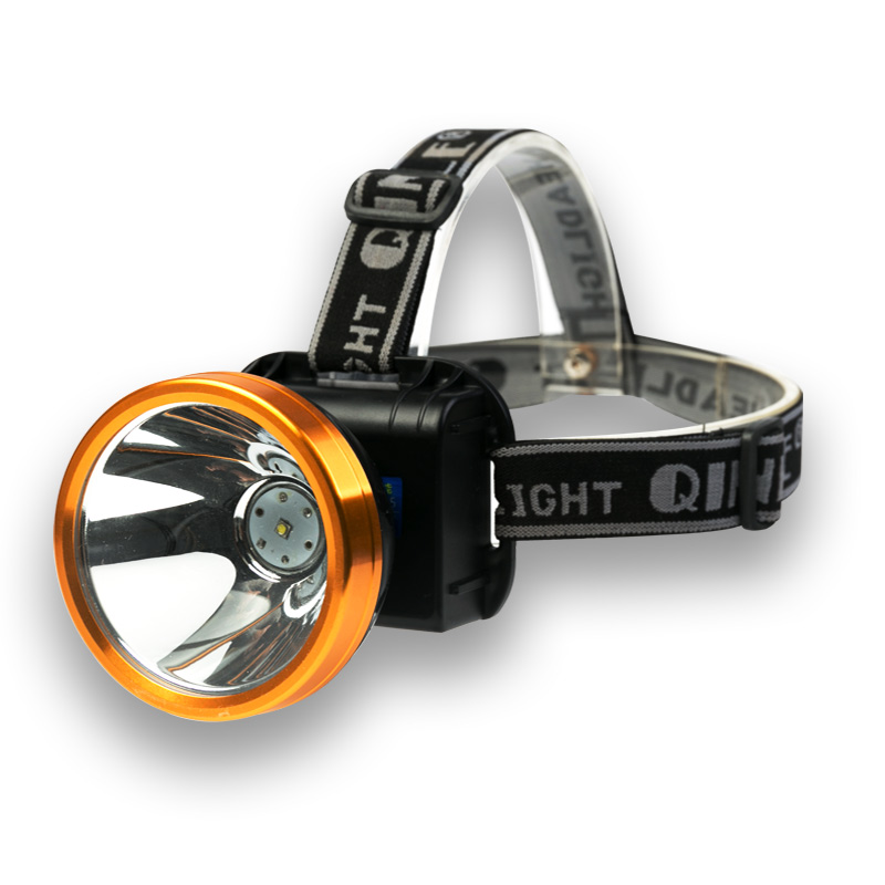 QINLE 18650 Headlamp LED High Light Rechargeable Portable Head Torch Lamps Flashlight for Camping Waterproof Lights on Forehead