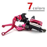 #W356 Motorcycle Brake lever Accessories For yamaha dt honda xr 250 honda xr 400 gsx s750 suzuki bandit 600 kymco xciting 400