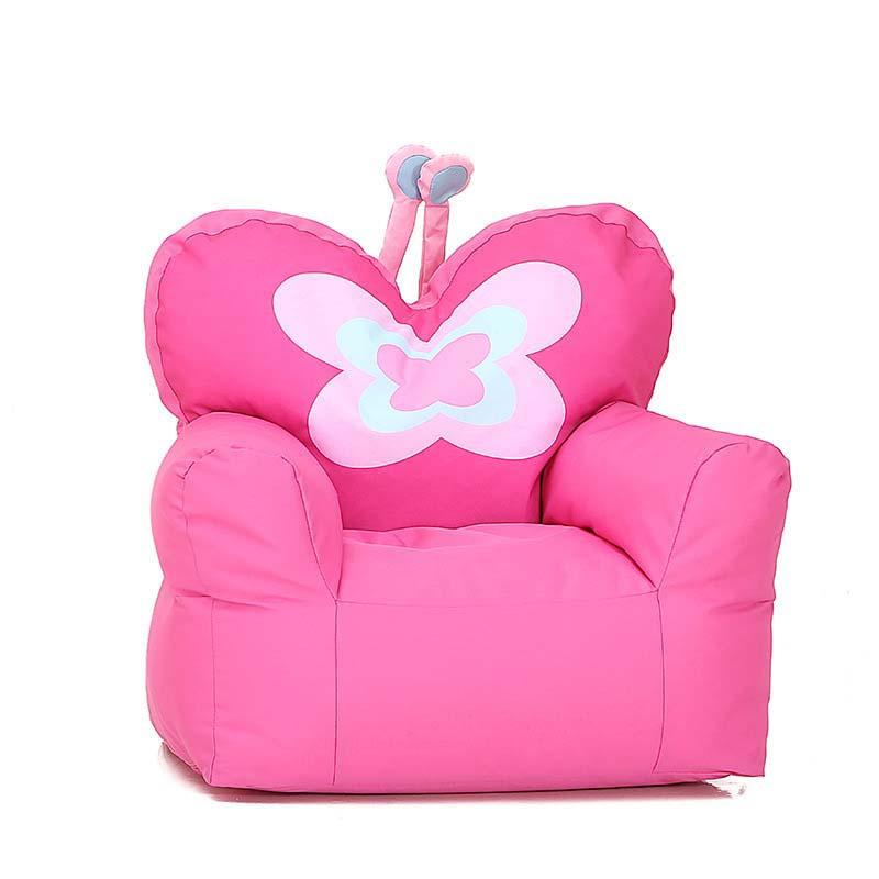 Children shark Bean Bag lazy sofa Comfortable Living room leisure ...