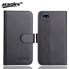Hisense F16 Case 6 Colors Dedicated Soft Flip Leather Special Crazy Horse Phone Cover Cases Credit Card Wallet
