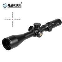 MarcooL EVV 6 24X50 SFIRGL FFP 7,62. 308 Пистолеты первый фокус плоскости тактический Gun Оптический Aim прицел для охоты воздуха Пистолеты