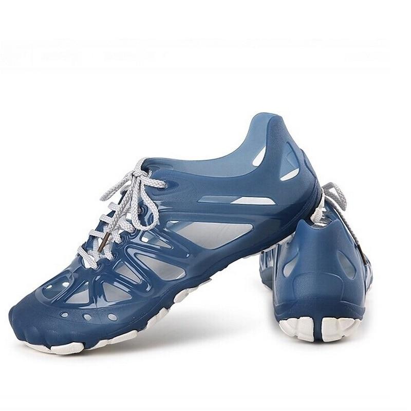 ФОТО Men Summer Sports Shoes New Beach Aqua Shoes Male Outdoor Upstream Wading Shoes Hot Sale #B1302