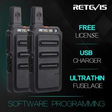 Two RETEVIS Frequency FRS/PMR446