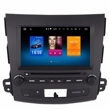 Автомобиль 2 din android GPS для Mitsubishi Outlander автомагнитолы навигации головного устройства мультимедиа 2 ГБ + 32 ГБ 64bit Android 6.0 PX5 8-ядерный