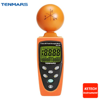 3 Axis RF Field Strength Meter High Frequency 50MHz~3.5GHz TM195|frequency|strength|frequency meter -