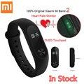 Original xiaomi mi banda 2 inteligente pulseira relógio pulseira de fitness miband oled touchpad sono monitor de freqüência cardíaca xiao mi band2 mi