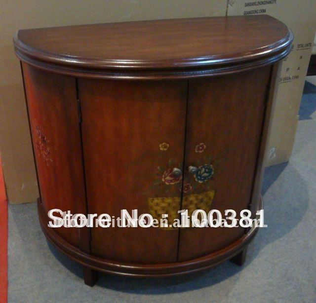 semi circle cabinet-in living room cabinets from furniture on