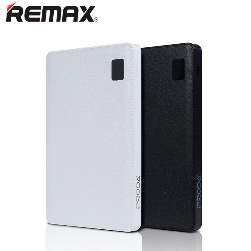 Remax-proda Notebook batterie externe Mobile 30000 mAh 4 USB chargeur de batterie externe universel batterie externe batterie externe 30000 mAh