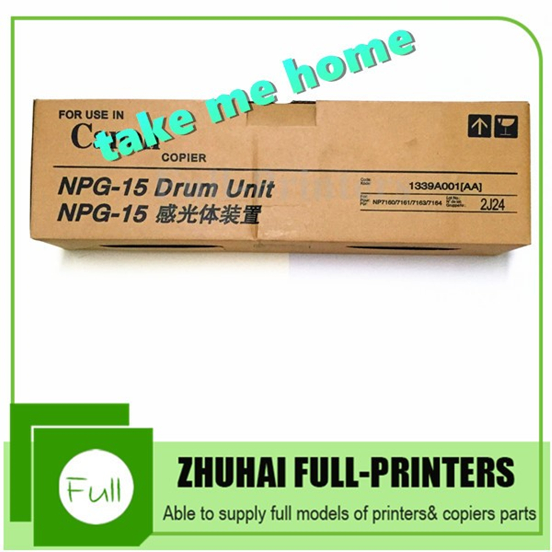 1 PC Drum unit NPG-15 for Canon PhotoCopy NP7160/7161/7162/7163/7164/7210 New Compatible rd ffcirc3100fu original fuser film unit for canon image runner ir c3100 3100 2570 npg23 gpr13 npg 23 gpr 13 npg 23 gpr 13