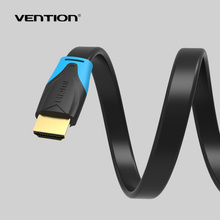 лучшая цена Vention HDMI Cable 2.0 3D 2160P Cable HDMI 1m2m5m 3m 10m 15m With Ethernet HDMI Adapter For HDTV LCD Projector HDMI 4K Cable hot