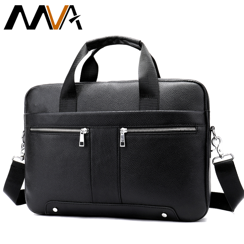 MVA Business Men Messenger Briefcase Bag Luxury Genuine Leather Laptop Bag Man Shoulder Laptop Bags Cowhide Handbag For Men 8522MVA Business Men Messenger Briefcase Bag Luxury Genuine Leather Laptop Bag Man Shoulder Laptop Bags Cowhide Handbag For Men 8522
