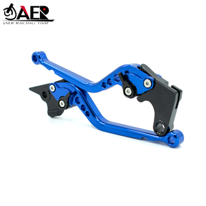 Image 4 - JEAR For SuzukiGSXR600 GSXR750 2004 2005 Adjustable Brake Clutch Levers Handle Bar Motorcycle Accessories