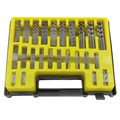 24 Tamaños Mini Micro Precisión de Alta Velocidad de Acero Broca Giro Kits Set 0.4-3.2mm Herramienta Eléctrica Con caso 150 Unids/set