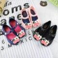 Mini melissa vacas melissa jalea zapatos para niños sandalias de las muchachas zapatos melissa sapato infantil menina niñas niños zapatos de las muchachas