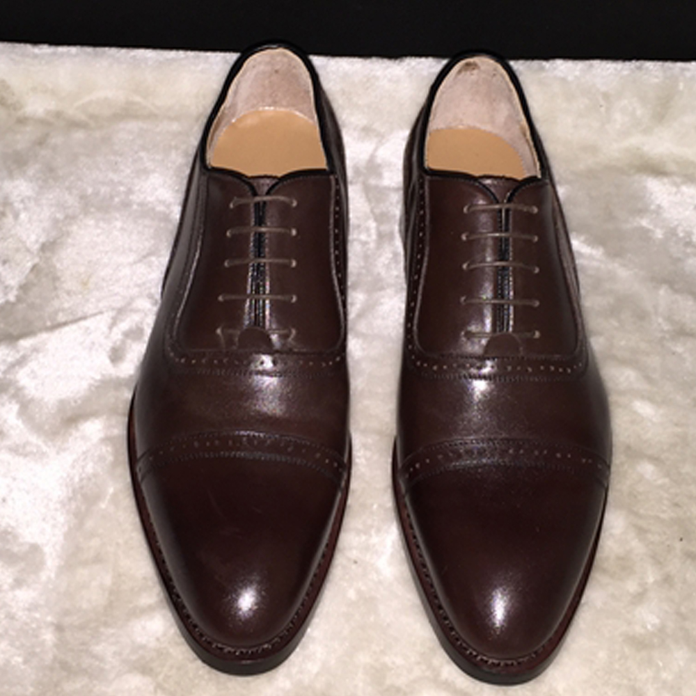 Luxury bespoke mens oxfords shoes elegant real leather soled dress shoes italian handmade mens goodyear shoes boss tuxedo shoes luxury bespoke goodyear welted shoes elegant mens dress shoes italian unique boss wingtips shoes italian grooms wedding shoes