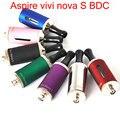 Original aspire vivi nova-s aspire bdc clearomizer cigarrillo electrónico vaporizador mejor bdc bottom doble bobina atomizador ecig yy