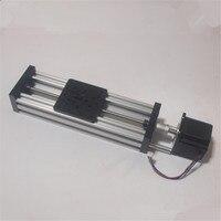 CNC kit de MONTAGEM do Z-AXIS M8 parafuso de chumbo Atuador Linear conjunto Pacote com NEMA 23 motor de passo para CNC DIY máquina impressora 3D