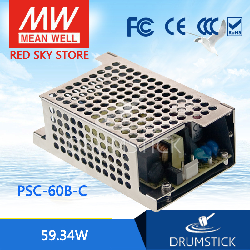 Selling Hot MEAN WELL PSC-60B-C 27.6V meanwell PSC-60 59.34W Single Output with Battery Charger(UPS Function) EnclosedSelling Hot MEAN WELL PSC-60B-C 27.6V meanwell PSC-60 59.34W Single Output with Battery Charger(UPS Function) Enclosed