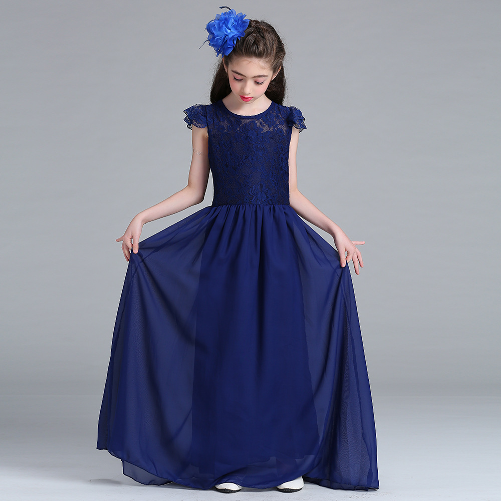 Party Wear Long Gown for Kids Promotion-Shop for Promotional Party ...