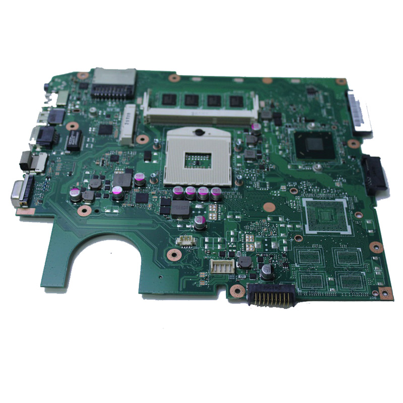Original for ASUS X45C X45VD motherboard 4G Main Board REV 2.0 integrated MAINBOARD fully test free shipping free shipping for mingxuan ms g41ml s3 775 needle g41 fully integrated small board supports ddr2 ddr3 test all good