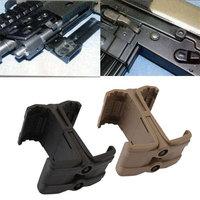 Militare Tattico della Pistola del Fucile Rivista Accoppiatore Connettore di Collegamento In Parallelo Doppio Mag Accoppiatore Clip di Supporto di Airsoft di Caccia Accessori