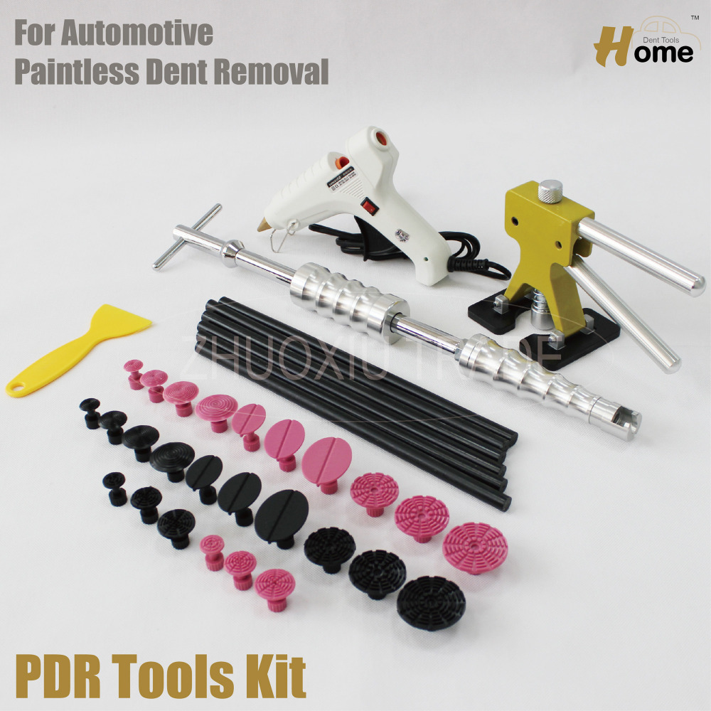 Paintless Dent Repair Tools/Dent Lifter/Glue Puller/Auto Body Dent Repair PDR Tools PDR-313  цены