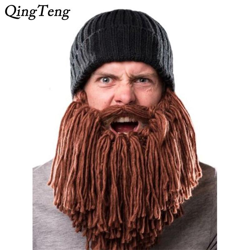 Perfecto Viking Barba Patrón De Crochet Sombrero Modelo - Manta de ...