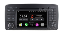 Quad core 1024*600 Android 5.1.1 Car DVD Player Radio for Benz R Class R280 R300 R320 W251 with WiFi BT GPS Navigation Canbus
