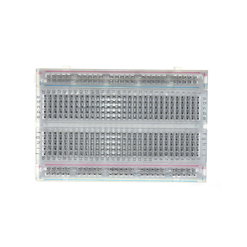 SYB 120 400 500 830 840 1660 MB102 GL-12 نقاط لحام PCB اللوح البسيطة العالمي اختبار Protoboard DIY لوح خبز