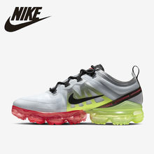 Nike air VaporMax 2019 Running Shoes For Men Outdoor Sneakers Lightweight Breathable AR6631 007(China)