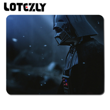 New Anti-Slip PC Laptop computer Pocket book Mousemat Gaming Velocity Up Lock Edge Mousepad Star Wars Print Rubber Mouse Pad Mice Mat