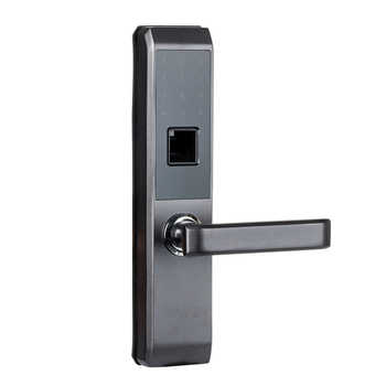LACHCO 2019 Biometric Fingerprint Electronic Smart Door Lock, Code, Card,Touch Screen Digital Password Lock Key for home lk18A3F - DISCOUNT ITEM  30% OFF All Category