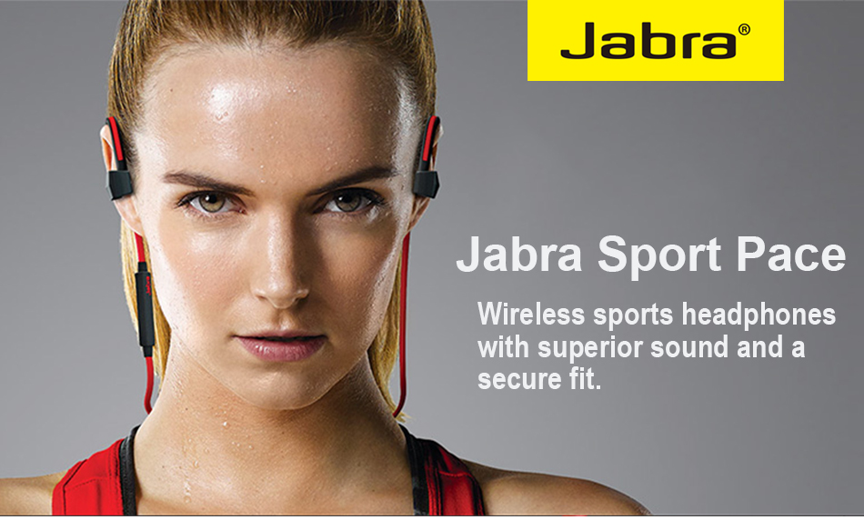 Jabra Sport Pace Wireless Bluetooth Sports Running Earphones Sweat Shock Resistant Superior Sound In Ear Headset With Microphone Bluetooth Earphones Headphones Aliexpress