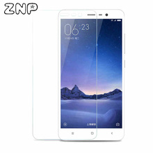 2.5D 0.3mm 9H Premium Tempered Glass for Xiaomi Redmi 2 Redmi Note 2 Note 3 Mi5 Mi3 Mi4 Phone protective film front cover case