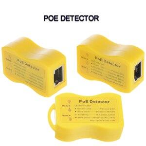 Image 1 - Alimentation passive 24v 48v, moins chère et plus rapide, méthode de détection PoE Ethernet, tension iee802.3af IEEE802.3at