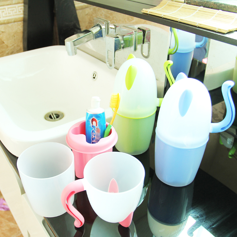 Hot Sale Couple Toothbrush Holder Bathroom Accessories Men And Women  Toothbrush Cup Creative And Colorful Toothbrush. Online Buy Wholesale manly bathroom accessories from China manly