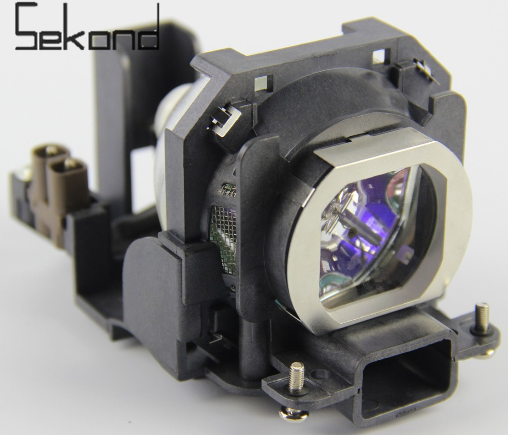SEKOND ET-LAB30 Replacement Lamp With housing For Panasonic PT-LB30 PT-LB30NT PT-LB55 PT-LB60NT PT-LB30NTE  Projectors brand new replacement projecor bare bulb et lab30 for pt lb30 pt lb55 pt lb60 pt lb60nte pt lb30nte pt lb60ea pt lb60nt