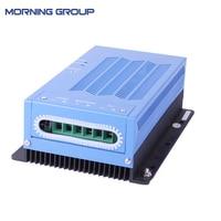 12/24 v Otomatik 24 V 48 V Çin Paralel Bağlantı MPPT Güneş Enerjisi Şarj Regülatörü PV Pil sıcaklık Sensörü RJ11 40A 60A