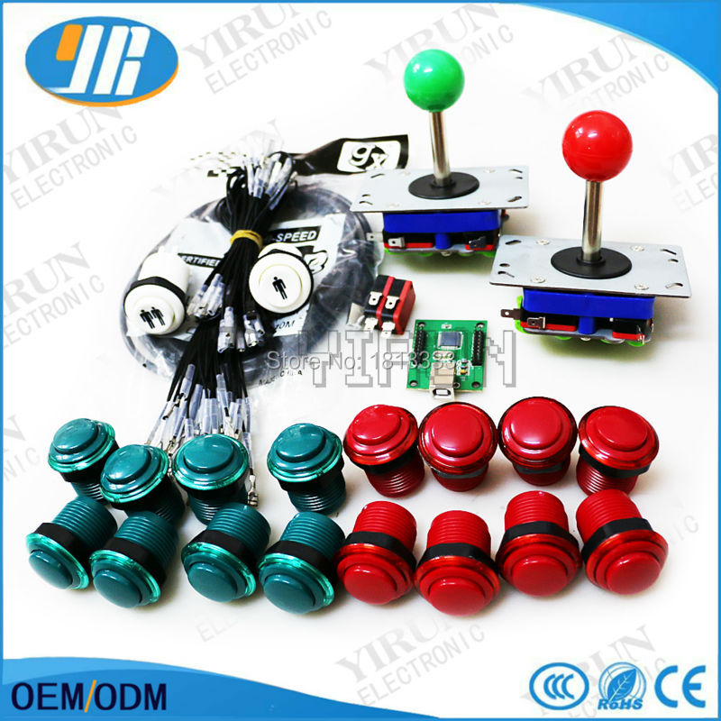 best top arcade joystick kit 2 brands and get free shipping
