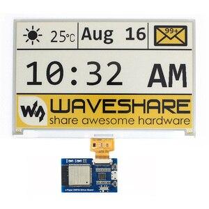 Image 1 - SPI E Pape ESP32น้ำหนักเบาWIFIบอร์ดUniversal Waveshareไร้สายแผงหมึกหน้าจออินเทอร์เน็ตบลูทูธใช้งานง่าย