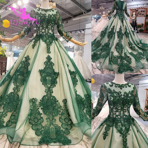 Image 2 - AIJINGYU ウェディング衣装ガウンヴィンテージ王女の母ショートプラスサイズゴシックドレス結婚式