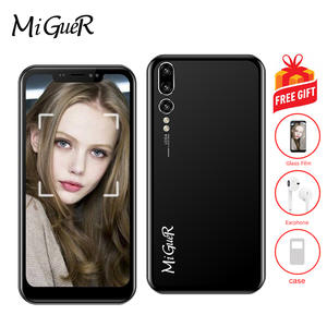 "MiGueR M1 6.11 ""Mobile Phone Quad Core 1.2 GHz 1 GB RAM 8 GB ROM 2500 mAh Face Unlock"