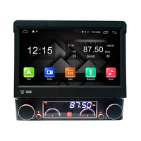 7 Quad Core Android 4 4 4 1024 600 Single One 1 Din Car Radio DVD