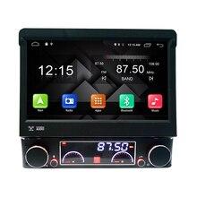 "7 ""один 1 DIN Android 6.0.1 головное устройство автомобиля Multimedia Stereo GPS навигации DVD Радио аудио Sat Nav авто Радио"
