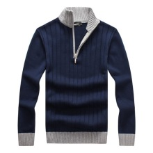 RICHARDROGER    Men's Sweaters Sweaters Man Casual Knitwear Fleece Clothing 2-31