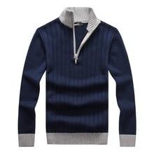 RICHARDROGER    Men's Sweaters Sweaters Man Casual Knitwear Fleece Clothing 2-31