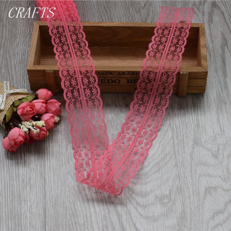 HTB1A3MiclbM8KJjSZFFq6yynpXav New! 10 yards of beautiful lace ribbon, 4.5 cm wide, DIY Clothing / Accessories / floral accessories, etc.
