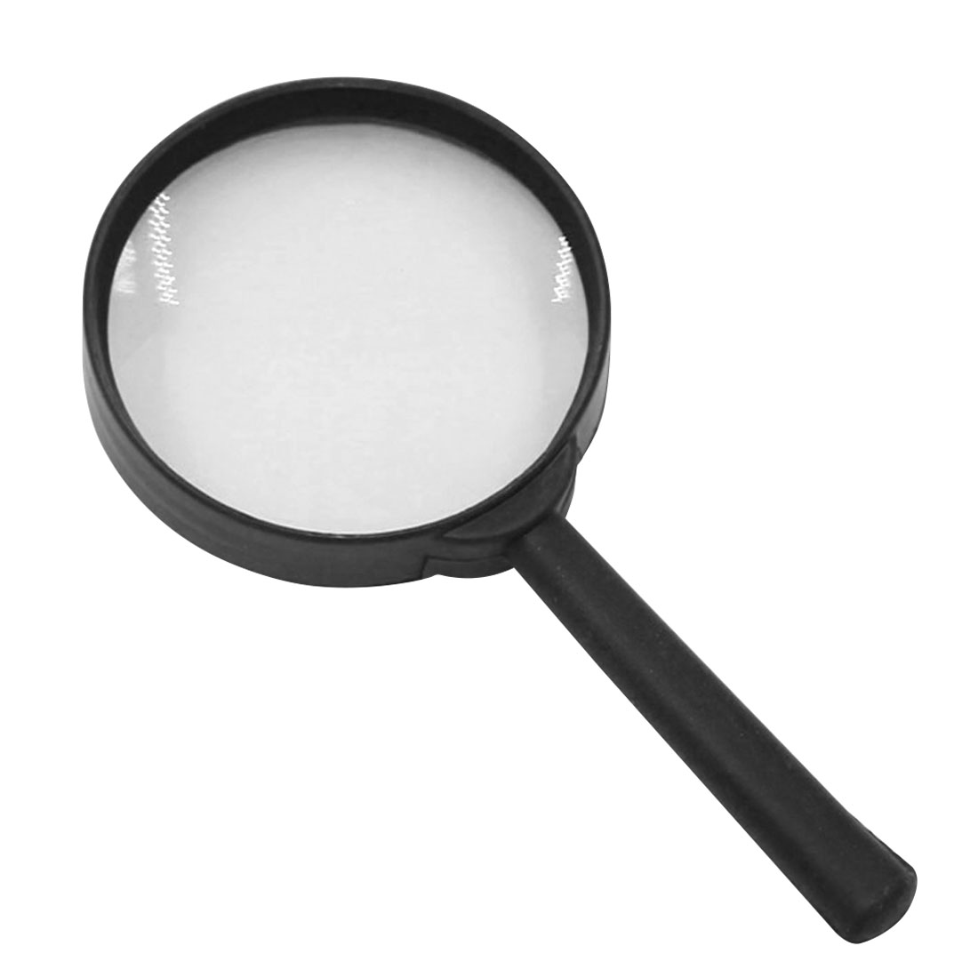 3X Magnifying Loupe Reading Glass Lens Handheld 60mm Magnifier