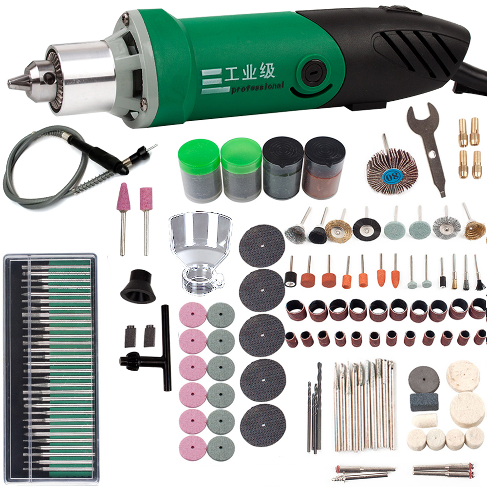 30000RPM 480W Electric Power Drills with 6 Variable Speed For Metalworking and Wood Drilling 7